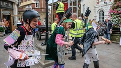 YMPST waggon play performance, St Helen's Square, 16 September 2018 - 14 (nican45) Tags: yorkmysteryplays2018 16september2018 16092018 18135 18135mm 2018 csc fuji fujifilm mysteryplays nickansell september sthelens sthelenssquare supporterstrust theharrowingofhell xt2 xf18135mmf3556rlmoiswr ymp ympst york yorkshire cast costumes mirrorless performance photographer photography waggonplay