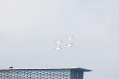 The USAF Thunderbirds. (stanjaz) Tags: chicagoairandwatershow thunderbirds enjoyillinois illinoistravel d7200 dx sigma150600contemporarylens