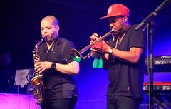 Alex Han (as) Russel Gunn (tp) Marcus Miller Laid Black Tour, Dinant Jazz, Belgium (claude lina) Tags: claudelina belgique belgium belgïe musique dinant dinantjazzfestival jazz musiciens concert instruments marcusmillerlaidblacktour alexhan russelgunn trumpet trompette altosax saxalto saxophone