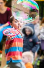 Tang Hall Big Local (Eloise 17) Tags: summer bright tang hall biglocal bubbles