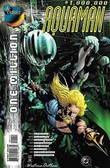 Aquaman One Million 1 1998 (WesternOutlaw) Tags: aquaman aquamancomic dc dccomics atlantis blackmanta arthurcurry