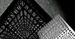 Cube ... (Terra Pixelis) Tags: nikond810 noiretblanc noirblanc bw alsace hautrhin 68 cube