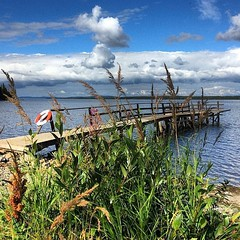 #Dagensfoto vackra sjön #Malgomaj #Vilhelmina 😊 (svenskvagguide) Tags: dagensfoto malgomaj vilhelmina