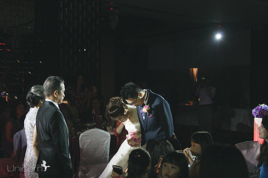《婚攝一条》維宗 & 秀雯 / 福華
