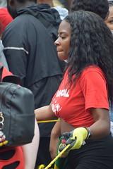 DSC_6961 Notting Hill Caribbean Carnival London Tropical Fusion Charming Femal Marshal Girl Aug 27 2018 Stunning Ladies (photographer695) Tags: notting hill caribbean carnival london colourful costume girls aug 27 2018 stunning ladies tropical fusion charming femal marshal girl
