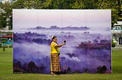 Selfie en el paraíso (José Hidalgo) Tags: selfie retrato nikonflickraward myanmar yangon