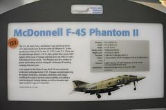 NASM_0418a McDonnell F-4S Phantom II VMFA-232 (kurtsj00) Tags: nationalairandspacemuseum nasm smithsonian udvarhazy mcdonnell f4s phantom ii vmfa232