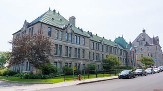 Musée des plaines d'Abraham, Québec, Canada - 6712