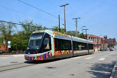 KC Streetcar #802 (Jim Strain) Tags: jmstrain tram trolley streetcar railway kansascity missouri