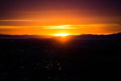 Sunsets on Salt Lake City (Thomas Hawk) Tags: america slc saltlakecity usa unitedstates unitedstatesofamerica utah sunset us fav10 fav25