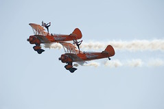 Bournemouth Airshow 2018 - 74 (D.Ski) Tags: wingwalkers flyingcircus bournemouth airshow bournemouthairshow bournemouthairfestival 2018 airplane aircraft planes display flying england southcoast uk nikon d700 nikond700 200500mm