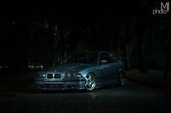 E36 Dark side (mateusz.jedrak1) Tags: bmw e36 tuning