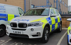 YJ18 BHX (Ben Hopson) Tags: west yorkshire police wyp bmw x5 estate traffic car motor patrols rpu roads policing unit anpr automatic number plate recognition system camera canon 999 new 2018 yj18 bhx yj18bhx