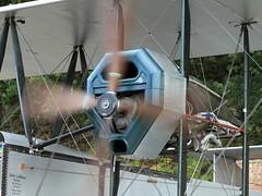 Vickers Vimy Replica NX71MY (BIKEPILOT, Thx for + 4,000,000 views) Tags: vickersvimy replica nx71my aircraft aeroplane flight bomber biplane aviation twinengine brooklandsmuseum aviationday engine uk