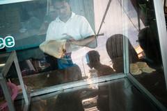 * (Sakulchai Sikitikul) Tags: street snap streetphotography summicron songkhla sony 35mm leica thailand hatyai islamic worker rotee islamfood silhouette