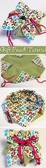 Basket Gifts : little fabric gift pouch – it is the perfect size to gift some jewellery or ot… (giftsmaps.com) Tags: gifts
