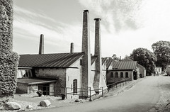 Iron mill (AstridWestvang) Tags: architecture building denmark forge godthåb industry museum