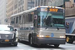 IMG_0996 (GojiMet86) Tags: mta nyc new york city bus buses 2006 d4500cl 3310 bxm10 madison avenue 42nd street