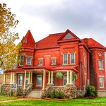 Port Colborne Ontario - Canada - Thomas Euphronius Reeb House - Heritage - 1907 thumbnail