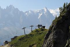 Chamonix Aiguille du Midi (Geoff Buck) Tags: tmb montblanc montebianco chamonix aiguilledumidi