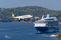A321-211 (belas62) Tags: προσγείωση σκιάθοσ finalapproach landing greece airbus thomascook ngc