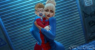 Spiderman & Spiderwomen