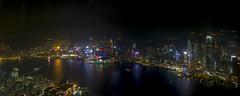 Hong Kong Skyline (jacksonb97) Tags: night skyline long exposure hdr ritz carlton pentax hong kong cityscape