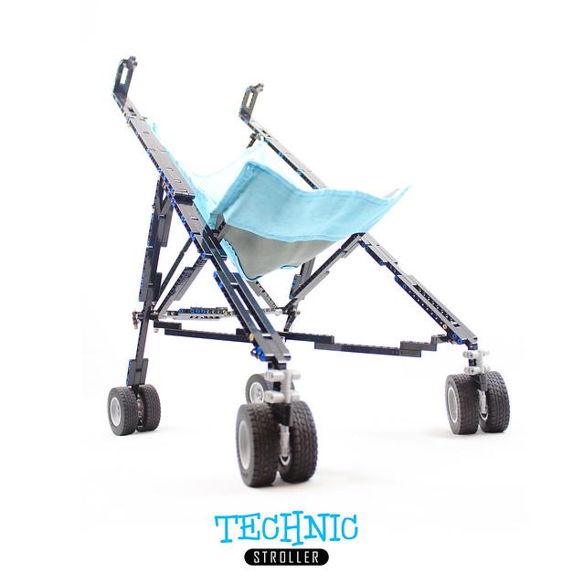 Technic Stroller image