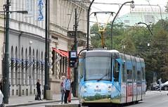 2018-09-14 Prague Tramway Nr.9158 (beranekp) Tags: czech praha prague prag tramway tram tramvaj tranvia šalina strassenbahn škoda 9158 elektrika električka