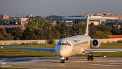 LZ-LDU Bulgarian Air Charter McDonnell Douglas MD-82 (airliners.sk, o.z.) Tags: airport poprad tatry popradtatry lztt tat lztttat airplane mcdonnell douglas md82 airline bulgarian air charter buc airlinerssk