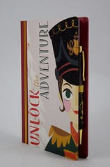 The Nutcracker and the Four Realms Deluxe Notebook Set - Disney Store Purchase - Right Front View (drj1828) Tags: thenutcrackerandthefourrealms merchandise purchase journal notebook disneystore