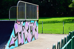 graffiti_039 (alim1703) Tags: rouken glen graffiti alim1703 park east renfrewshire skate