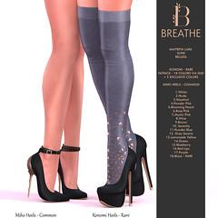 [BREATHE]-Miho&Konomi ([Breathe]) Tags: breathe secondlife mesh heels slink maitreya belleza pocketgacha