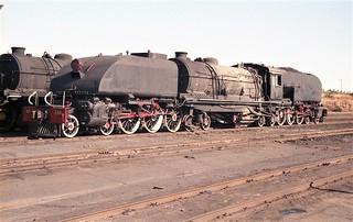 Rhodesia Railways - RR 15th Class