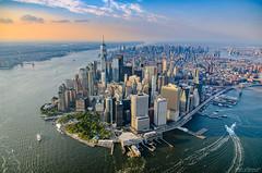Approaching Gotham (Joe Barrett Photography) Tags: aerialphotography architecture bigapple buildings city cityscape fly flynyon gotham helicopter ny nyc newyork newyorkcity sigma1770mmf284dcmacro skyscraper manhattan bestoftoday yourbestoftoday flickrsbest