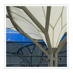 Split Airport IV (Splitti68) Tags: europa europe kroatien split quadrat square rahmen architektur architecture archtectur zeltdach fassade fassadengestaltung spiegelung reflection splitti splitti68 splittstöser splittstoesser