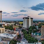 Downtown San Antonio Panorama thumbnail