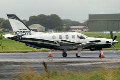 N738TS (GH@BHD) Tags: n738ts socata tbm tbm700 tbm850 threesistersaviation bfs egaa aldergrove belfastinternationalairport aircraft aviation turboprop bizprop corporate executive