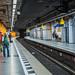 2018 - Germany - Munich - S-Bahn Marienplatz Station