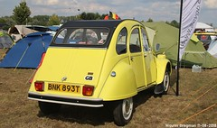 Citroën 2CV 1978 (XBXG) Tags: bnk893t citroën 2cv 1978 yellow jaune rhd citroën2cv 2pk eend geit deuche deudeuche 2cv6 2018 ranst belgique belgië belgium vintage old classic french car auto automobile voiture ancienne française vehicle outdoor