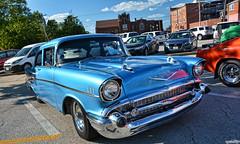 1957 Chevy 210 (Chad Horwedel) Tags: 1957chevy210 chevy210 chevy chevrolet 210 classic car morris illinois