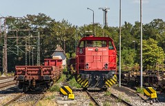 05_2018_09_02_Wanne_Eickel_Üwf_1275_829_WLH (ruhrpott.sprinter) Tags: ruhrpott sprinter deutschland germany allmangne nrw ruhrgebiet gelsenkirchen lokomotive locomotives eisenbahn railroad rail zug train reisezug passenger güter cargo freight fret herne wanne eickel wanneeickel üwf dispo mrcedispolok eloc ell vectron wlh siemens vossloh mak 1275 6182 6193 es64u2 es 64 u2 txl txlogistik schienen weiche outdoor logo natur werbung