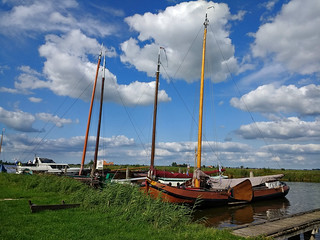 Sailing ships, Slotergat, Sloten - The Netherlands (160242530)