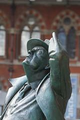 Sir John Betjeman 1906-1984, Martin Jennings (Sculptor) St. Pancras Station, Euston Road, Camden, London (f1jherbert) Tags: sonya68 sonyalpha68 alpha68 sony alpha 68 a68 sonyilca68 sony68 sonyilca ilca68 ilca sonyslt68 sonyslt slt68 slt sirjohnbenjeman19061984martinjenningssculptorstpancrasstationeustonroadcamdenlondon londonengland londonuk londongb londongreatbritain londonunitedkingdom london england uk gb united kingdom great britain sirjohnbenjeman19061984martinjenningssculptor stpancrasstationeustonroadcamdenlondon sirjohnbenjeman19061984 martinjenningssculptor stpancrasstation eustonroadcamden sir john benjeman 19061984 martin jennings sculptor st pancras station euston road camden