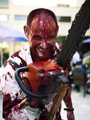 I hate Mondays (Paul Ocejo) Tags: dragon con 2018 atlanta georgia ga atl cosplay costume convention ash evil dead army darkness bruce campbell
