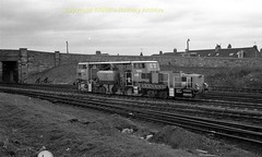 Falkland Yard early 80's c637 (Ernies Railway Archive) Tags: ayr falklandyard gswr lms scotrail