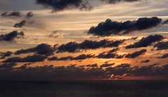 Traveler Clouds (Giovanni Piero Pellegrini) Tags: sunset sunrise dawn dramatic sky moody dusk sun twilight horizon fog silhouette evening cloud clouds water sea blue ocean light summer beautiful