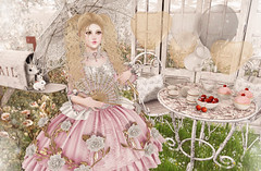 Au Lovely (Gabriella Marshdevil ~ Trying to catch up!) Tags: tsg cute kawaii doll lolita disorderly arcade gacha violentseduction secondlife sl
