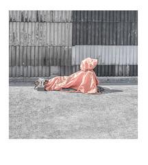 Grisaille - Grey - L (32ASA) Tags: urban 6x6 grey gris colours couleurs highkey landscape city ville black white square carré desaturated minimal squareformat sociallandscape manmade light mono street bw europe travel trip sony alpha 7riii batis zeiss a7r3