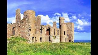 Slains Castle - Aberdeenshire Scotland - 2018